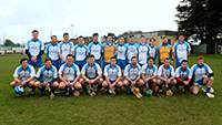 Dub Stars hurling team 2015