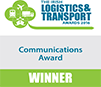 Dublin Bus receives Communications Award at Irish Logistics and Transport Awards
