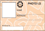 CIE Photo ID card