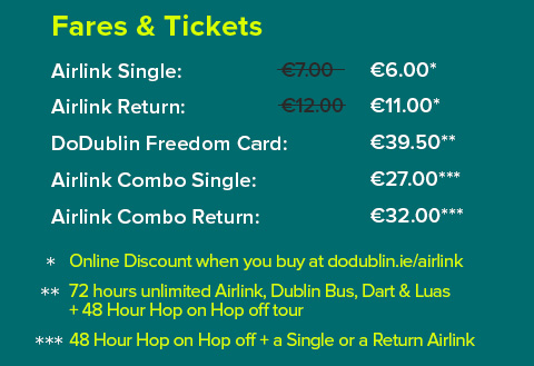 Airlink Prices