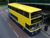 AV Double Deck Bus