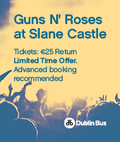Link to Slane Castle Bus Tckets