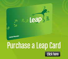 Buy a leap card