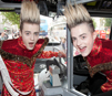 Let Jedward Take You & Your Class To School On Dublin Bus!