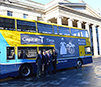 Exterion Media Ireland launch Capital T format on Dublin Bus