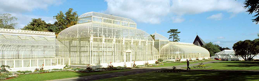 The National Botanical Garden Of Belgium In Meise Near Brussels