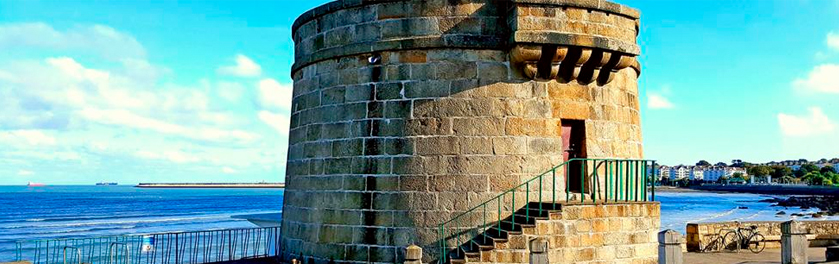 Seapoint Martello tower