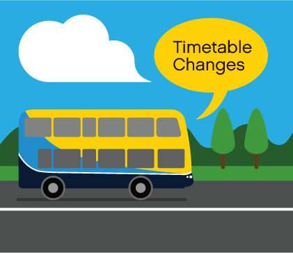 Introduction of Summer Timetables 2019