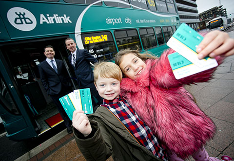 Airlink launch